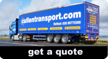Cullen Transport - Get a Quote