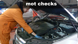 Cullen Transport - MOT Checks for Cars