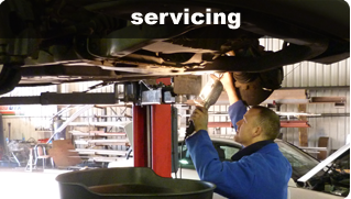 Cullen Transport - Servicing