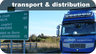 Cullen Transport - Haulage